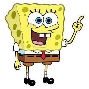 Merklicenties: Sponge Bob SquarePants