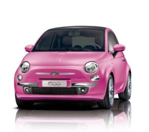 co branding Fiat en Mattel