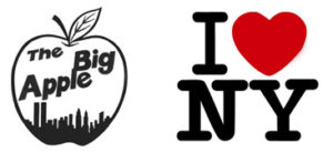 New York: the big apple