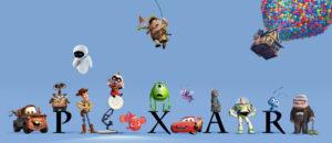 succes van pixar