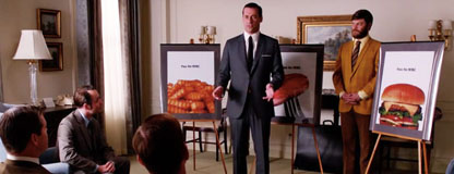 Heinz Mad Men campagne