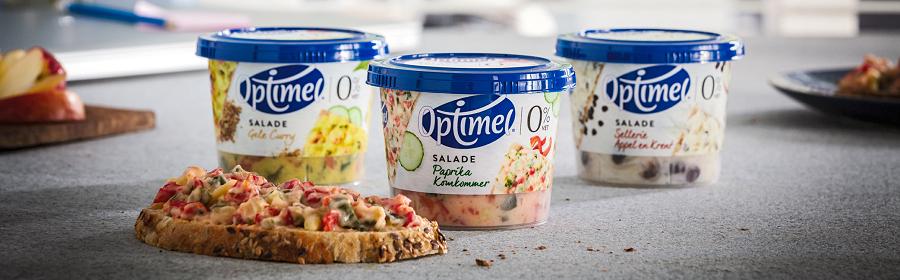 Optimel-salades