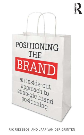 Positioning the Brand (2012) (cover)