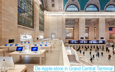 The future of retail - Apple store