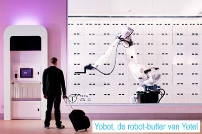 The future of retail - Yobot