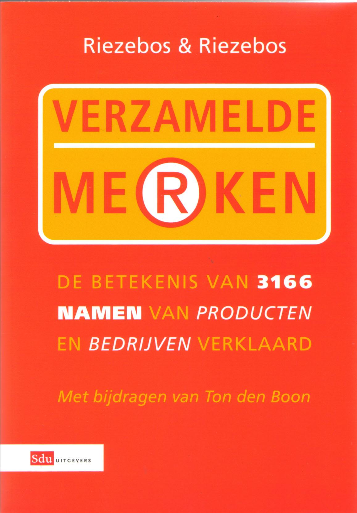 Verzamelde Merken (cover)