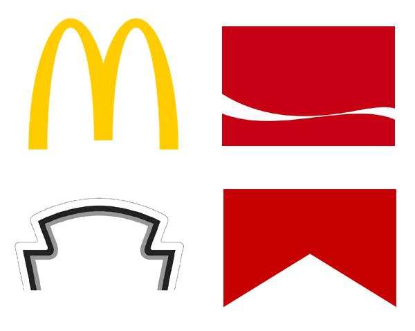 McDonald's, Coca-Cola, Heinz en Marlboro